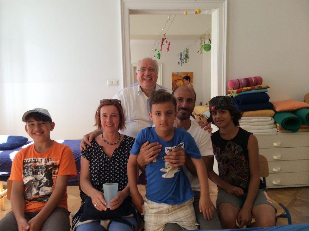 Traumatherapie für Flüchtlingskinder