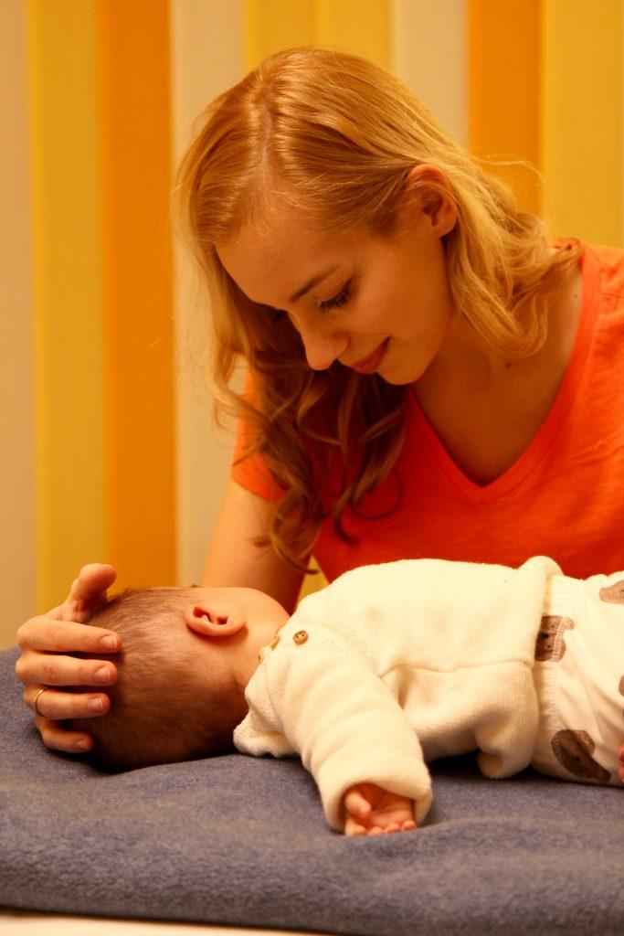 Osteopathie für das Kind