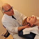 Kraniosacrale osteopathische Behandlung