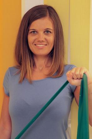 Karin Voraberger - Physiotherapeutin