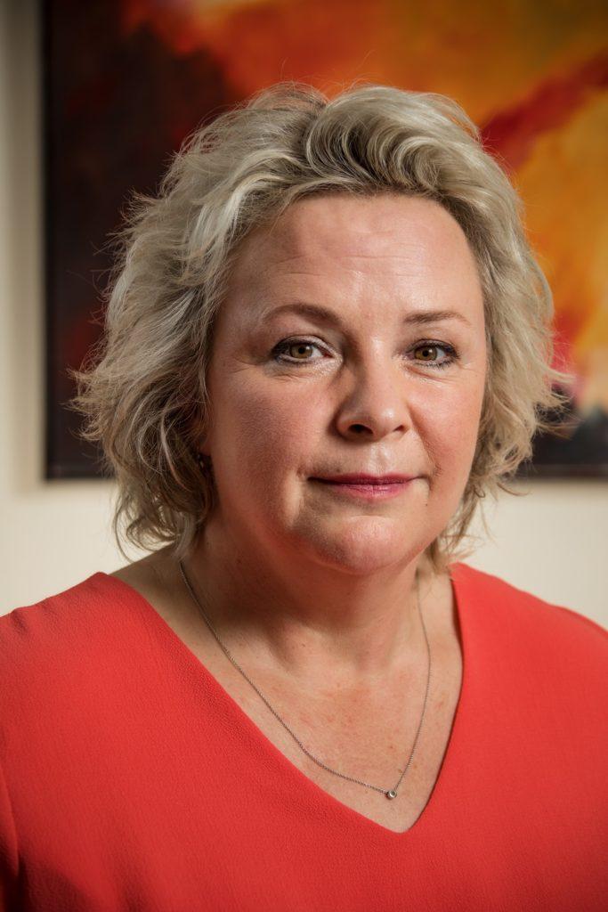 Margrit Strauss - Biodynamische Osteopathin