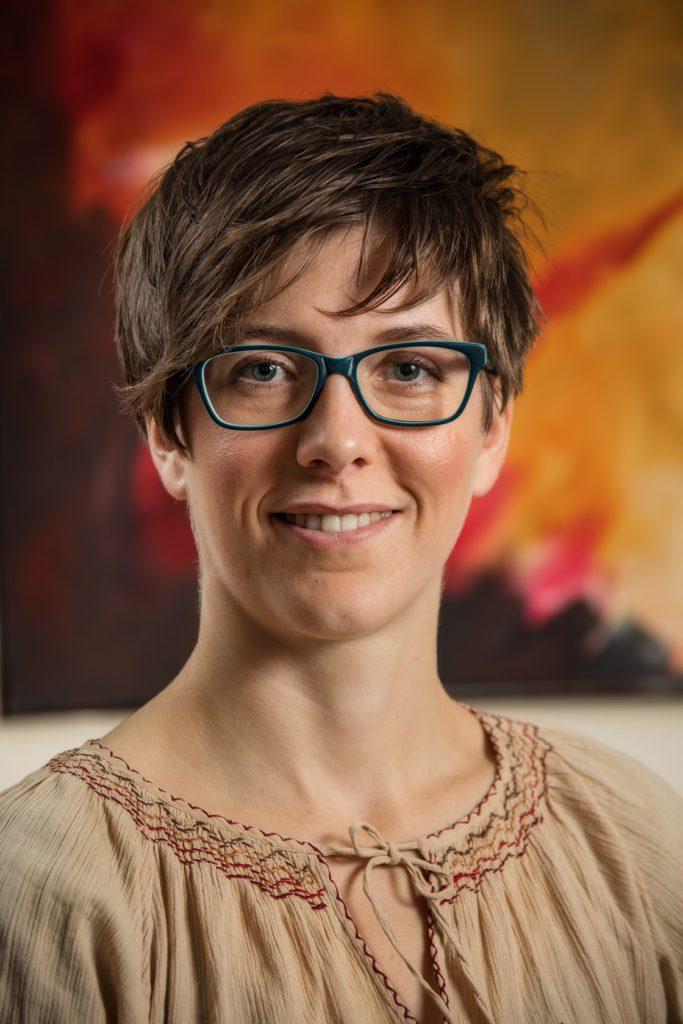 Lucie Reissert - medical massage therapist